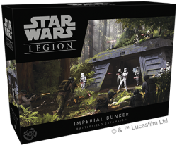 New Product Announcement - Star Wars Legion: Imperial Bunker Battlefield Expansion (SWL58)