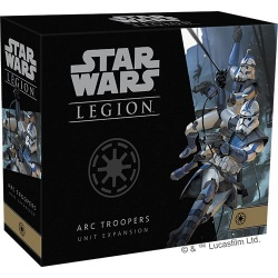 New Product Announcement - Star Wars Legion: ARC Troopers (Clone Wars) Expansion (SWL70)