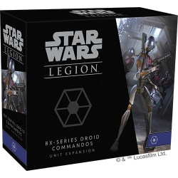 New Product Announcement - Star Wars Legion: BX-series Droid Commandos (Clone Wars) Expansion (SWL72)