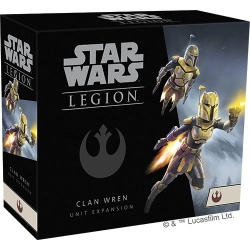 New Product Announcement - Star Wars Legion: Clan Wren Unit Expansion (SWL68)