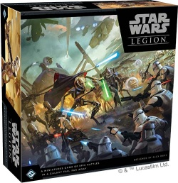 News: Star Wars Legion Clone Wars Release Date