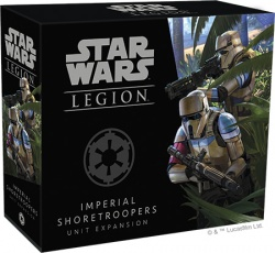 Update - Star Wars Legion: Imperial Shoretroopers Unit UK Launch Date (SWL41)
