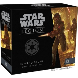 New Product Announcement - Star Wars Legion: Inferno Squad Unit Expansion (SWL69)
