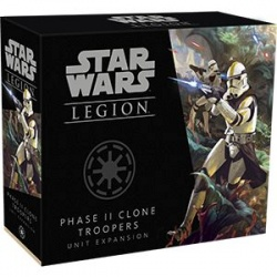 New Product Announcement - Star Wars Legion: Phase II Clone Troopers Unit Expansion (SWL61)