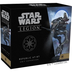 New Product Announcement - Star Wars Legion: Republic AT-RT Unit Expansion (Clone Wars) Expansion (SWL71)