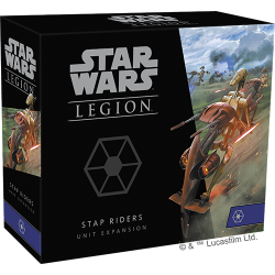 New Product Announcement - Star Wars Legion: STAP Riders Unit Expansion (Clone Wars) (SWL73)