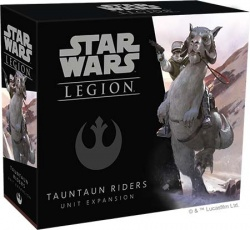 Now in stock - Star Wars Legion: Tauntaun Riders (SWL40)