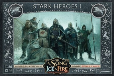 A Song of Ice & Fire - Stark Heroes 1