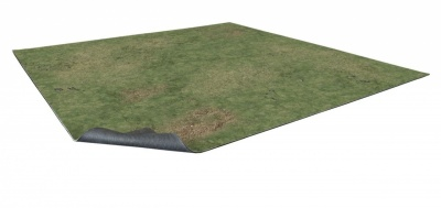 Battle Systems: Grassy Fields Gaming Mat 2x2 v.1