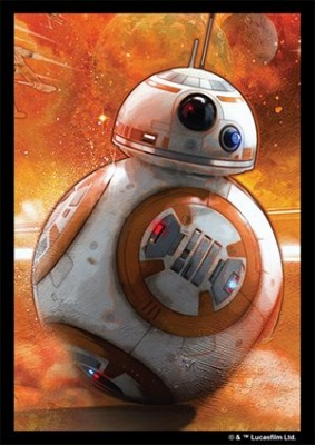 Card Sleeves: Star Wars the Force Awakens - BB-8
