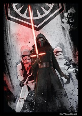 Card Sleeves: Star Wars the Force Awakens - First Order