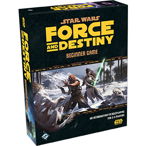 Force & Destiny: Beginner Game