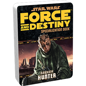 Force & Destiny: Hunter Specialisation Deck