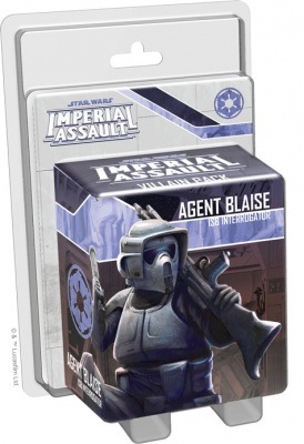 Imperial Assault: Agent Blaise Villian Pack
