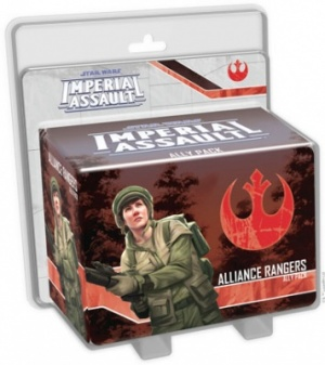 Imperial Assault: Alliance Rangers Ally Pack