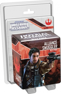 Imperial Assault: Alliance Smuggler Ally Pack