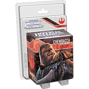 Imperial Assault: Chewbacca Ally Pack