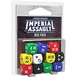 Imperial Assault: Extra Dice Pack
