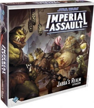Imperial Assault: Jabba's Realm Expansion