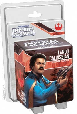 Imperial Assault: Lando Calrissian Ally Pack