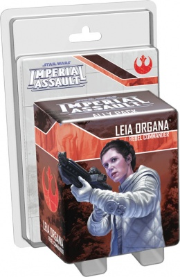 Imperial Assault: Leia Organa Ally Pack