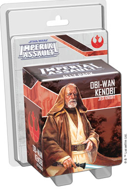 Imperial Assault: Obi-Wan Ally Pack