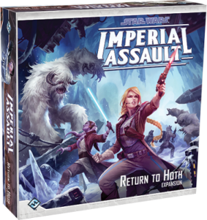 Imperial Assault: Return to Hoth Expansion