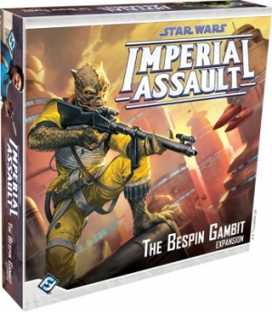 Imperial Assault: The Bespin Gambit Expansion