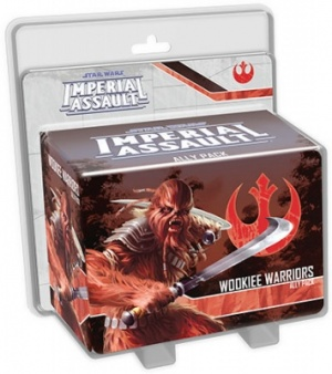 Imperial Assault: Wookiee Warriors Ally Pack