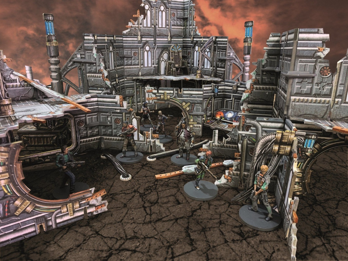 Battle Systems: Gothic Ruins