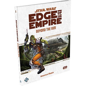 Edge of the Empire: Beyond the Rim - Adventure