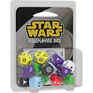 Star Wars Roleplay Dice