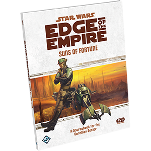 Edge of the Empire: Suns of Fortune - A Sourcebook for the Corellian Sector