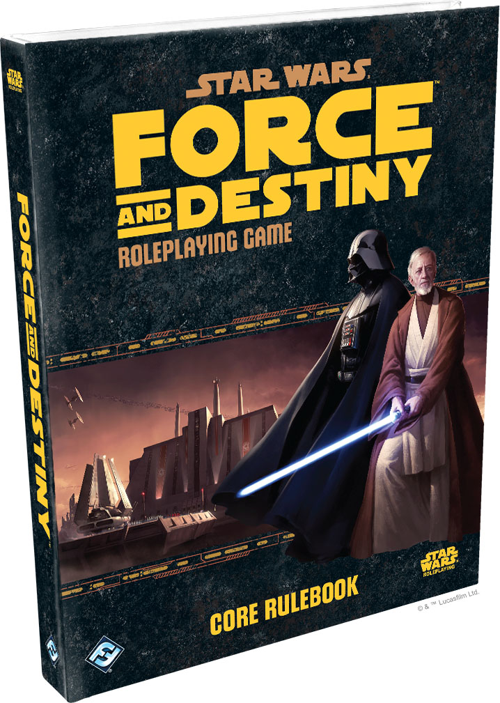 Force & Destiny: Core Rulebook