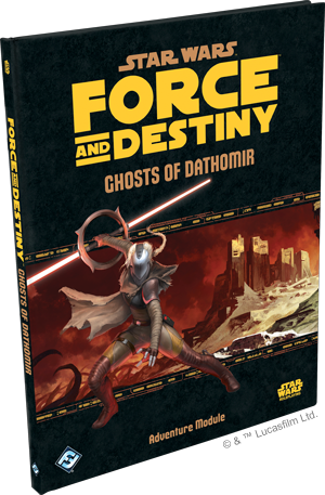 Force & Destiny: Ghosts of Dathomir Expansion