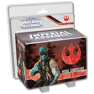 Imperial Assault: Rebel Saboteurs Ally Pack