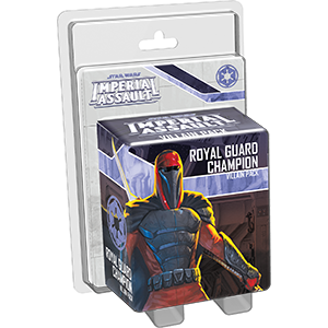 Imperial Assault: Royal Guard Champion Villian Pack
