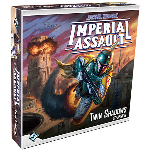 Imperial Assault: Twin Shadows Expansion