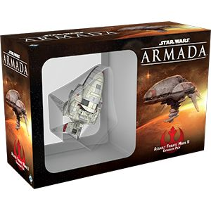 Star Wars Armada: Assault Frigate Mark II