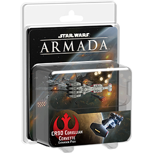 Star Wars Armada: CR 90 Corellian Corvette