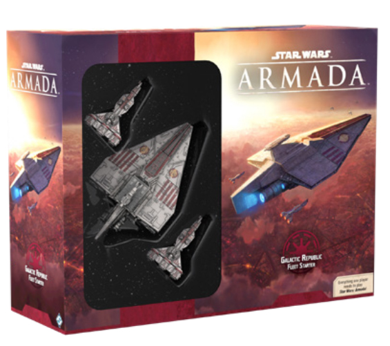 Star Wars Armada: Galactic Republic Fleet (Clone Wars)