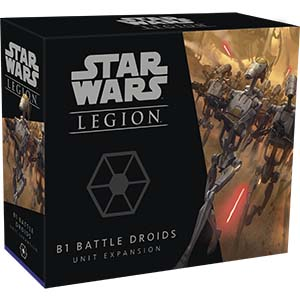 Star Wars Legion: B1 Battle Droids (Clone Wars)