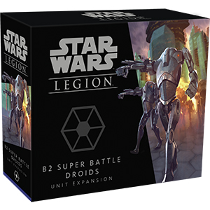 Star Wars Legion: B2 Super Battle Droids (Clone Wars)