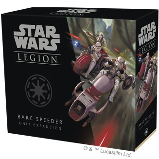 Star Wars Legion: BARC Speeder (Clone Wars)