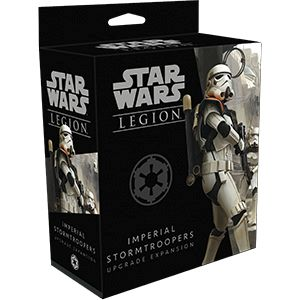 Star Wars Legion: Imperial Stormtroopers UPGRADE