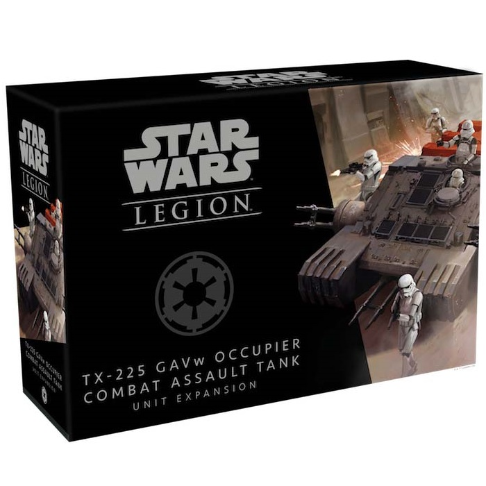 Star Wars Legion: TX-225 Occupier Combat Assault Tank