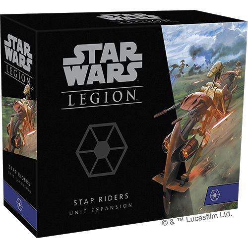 Star Wars Legion: STAP Riders Unit Expansion (Clone Wars)