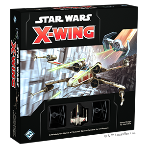 Star Wars X-Wing Miniatures Game (2nd Edition)