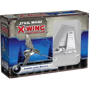 Star Wars X-Wing: Imperial Shuttle Expansion Pack (Lambda-Class)