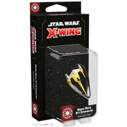 Now in stock - Star Wars X-Wing: Naboo Royal Starfighter Expansion Pack (SWZ40)
